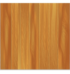Light wood background pattern vector