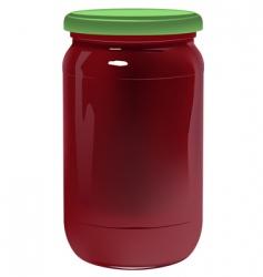 marmalade vector image vector image