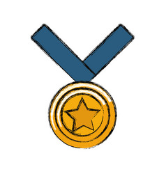 Medal of honor vector