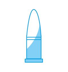 bullet icon image vector image