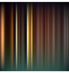 Abstract vertical blur bokeh dark night background vector