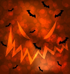 background halloween vector image vector image