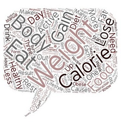 Why do we gain weight text background wordcloud vector