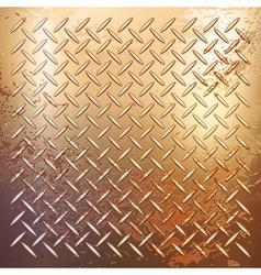 Rusty metal background vector