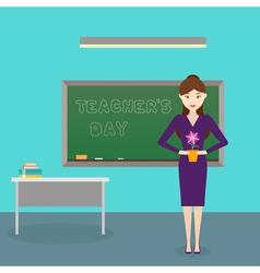 Teacher day 2 vector