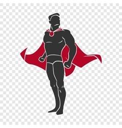 Superhero comics style vector