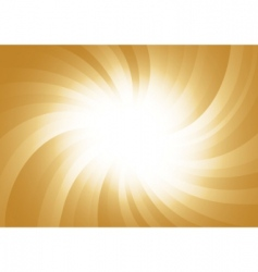 vector abstract gold background vector image vector image