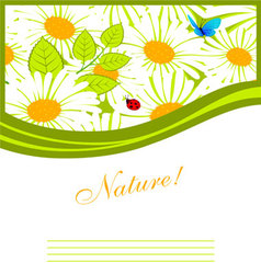 Nature pic vector
