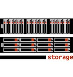 - computer storage vector
