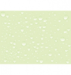 Water drops pattern vector