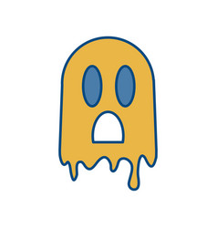 Ghost icon image vector