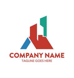 building logo-8 vector image