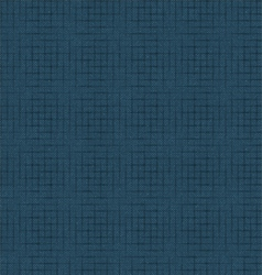 Seamless linen pattern background texture vector