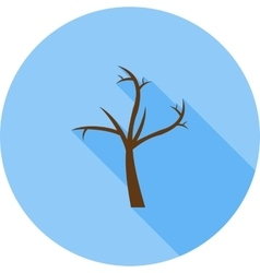 Bare tree vector