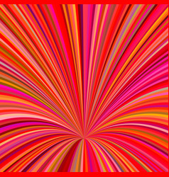 abstract 3d hole background - graphic from vector image vector image