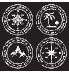 Different versions of the mark vector