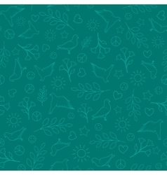 Earth day background vector