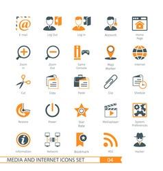 Social media 04 vector