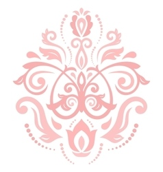 Orient Abstract Pattern vector image