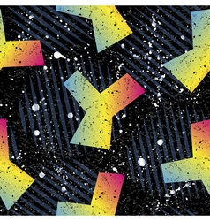 Abstract seamless background pattern with vector image