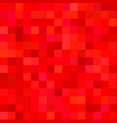 abstract square mosaic background - geometric vector image vector image