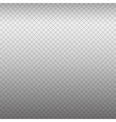 Grey line background vector image