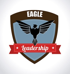 Eagle design vector