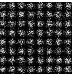 Grunge doted dark texture vector