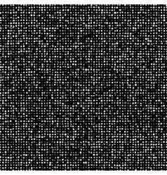Grunge doted dark texture vector