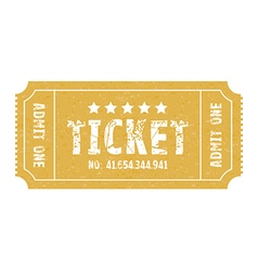 Single ticket vector