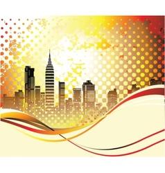 Urban 1 vector image vector image