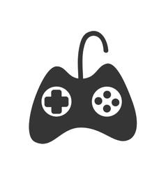 Portable videogame console vector image