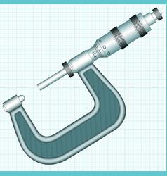 Micrometer vector