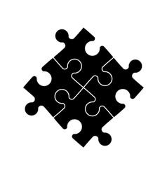 Puzzle constructor vector