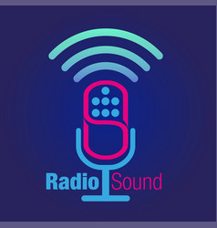 Radio sound vector