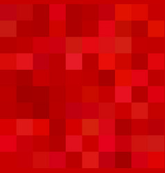 red square mosaic background - vector image vector image