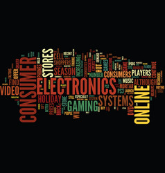 Go online to buy hot consumer electronics for the vector