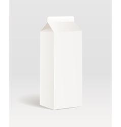 Paper Carton vector image