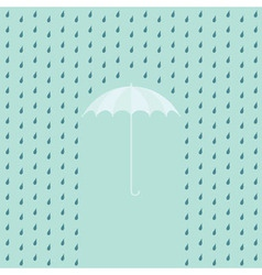 Umbrella posters vector image