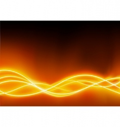 electrical background vector image