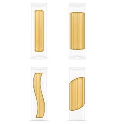 Pasta in packaging 11 vector