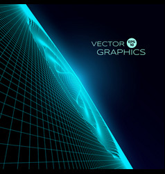 abstract object vector image vector image
