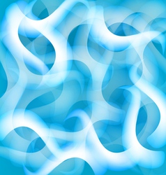 water abstract background vector image