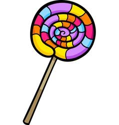 lollipop clip art cartoon vector image