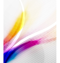 Abstract background blurred colors vector image