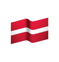 Latvia flag vector