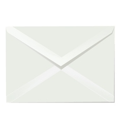 Letter envelope vector image