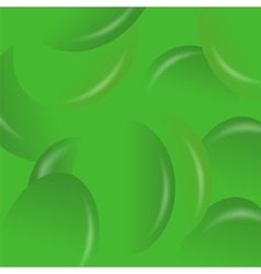 Green Candy Background vector image vector image