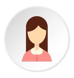Mom icon circle vector