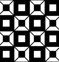 Pattern square vector